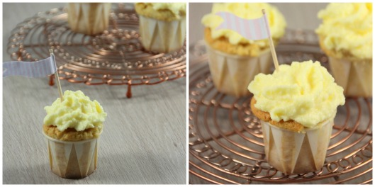 Mini-Cupcakes Collage